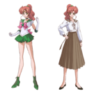 Sailor Jupiter Crystal
