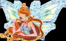 Winx Club Bloom Enchantix pose9