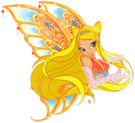 Winx Club Stella Enchantix pose5