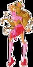 Winx Club Flora s2 pose10