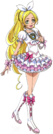 Suite Pretty Cure Cure Rhythm pose5