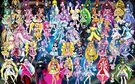 57 Pretty Cure Warriors with Fairies3