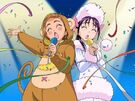 Futari wa Pretty Cure Splash Stars The Movie Art 1