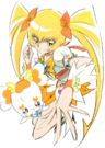 Heartcatch Pretty Cure! Cure Sunshine pose10