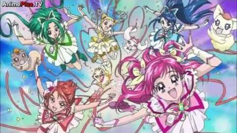 Yes! Pretty Cure 5 GoGo! - Episode 19