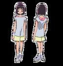 Heartcatch Pretty Cure! Ayumi pose