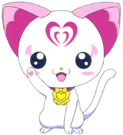 Suite Pretty Cure Hummy pose5
