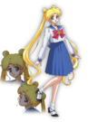 Sailor Moon Crystal Usagi pose
