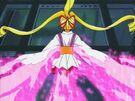 Kamikaze Kaitou Jeanne Kaitou Jeanne transforming47