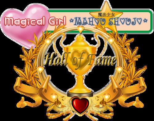 Magical Girl Hall of Fame logo