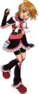 Pretty Cure Max Heart Cure Black pose2
