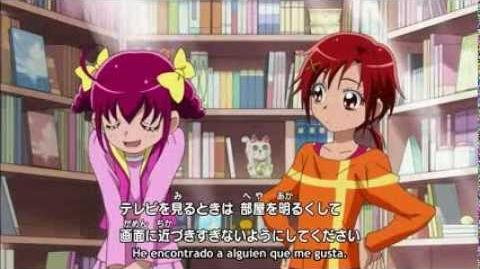 Smile Pretty cure! - Episode 17