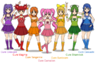 Cure Carnation and her company