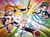 Pretty Cure Seasons 1-6