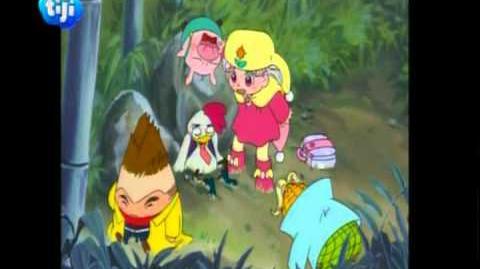 Yume no Crayon Oukoku - Episode 18
