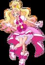 Hugtto! Precure Cure Flora pose