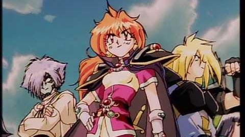 Slayers Next - Opening