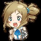 Inori excited