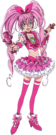 Suite Pretty Cure Cure Melody pose9