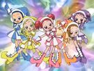 Ojamajo Doremi Dokkan! Group transformation pose