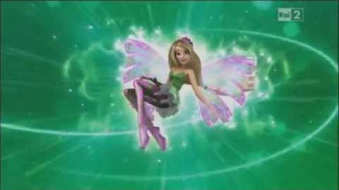 Winx Club - 3D Sirenix Transformation