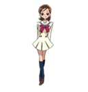 Heartcatch Pretty Cure! Toshiko pose