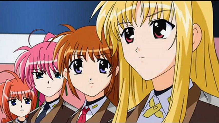Mahou Shoujo Lyrical Nanoha StrikerS - Episode 18