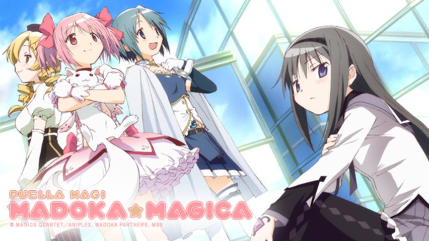 Puella Magi Madoka Magica - Episode 02