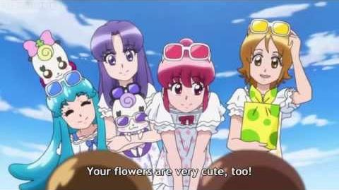 Happiness Charge Pretty Cure! - Episode 40