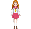 Kirakira Precure Ala Mode Himari School Pose