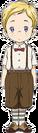 Pretty Cure Max Heart Hikaru pose
