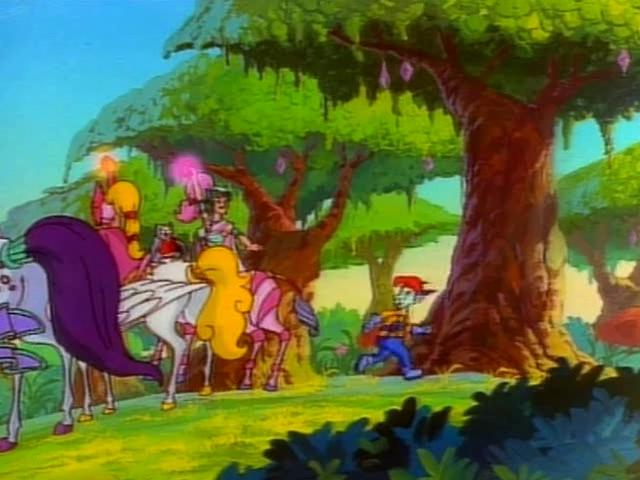 Princess Gwenevere and the Jewel Riders - Episode 17