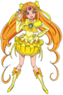 Suite Pretty Cure Cure Muse pose5