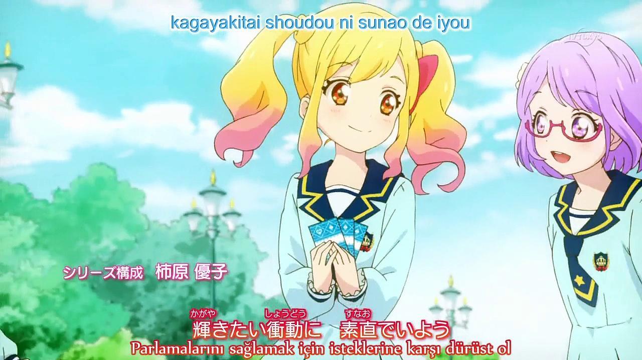 Aikatsu Stars! - Episode 08
