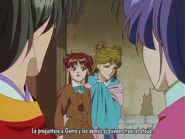 Fushigi Yuugi - Episode 15