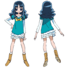Heartcatch Pretty Cure! Erika pose2
