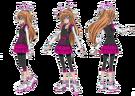 Suite Pretty Cure Hibiki pose2