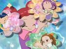 Ojamajo Doremi Sharp Group transformation