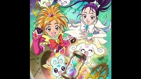Futari wa Pretty Cure Splash Star - Movie