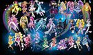 28 Pretty Cure Warriors with Fairies
