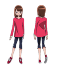 Heartcatch Pretty Cure! Azusa pose