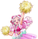Cure Yell Toei