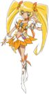 Heartcatch Pretty Cure! Cure Sunshine pose6