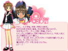 Card Captor Sakura Kinomoto Profile