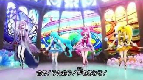 Heartcatch Pretty Cure! - Episode 49