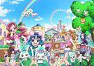 Pretty Cure All Stars DX2 Art 1
