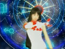Pretty Guardian Sailor Moon Sailor Mars in her transformation