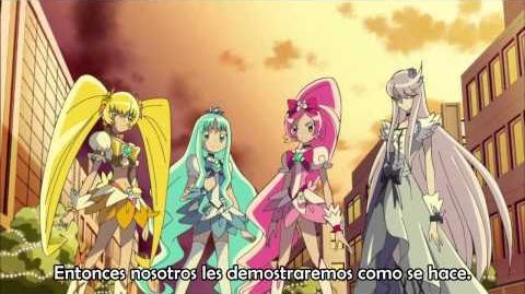 Heartcatch Pretty Cure! - Episode 44