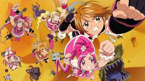 1080p Pretty Cure All Stars DX3 Group Attack Precure Collaboration Punch