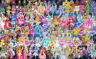 115 Pretty Cure Warriors with Fairies (Updated)